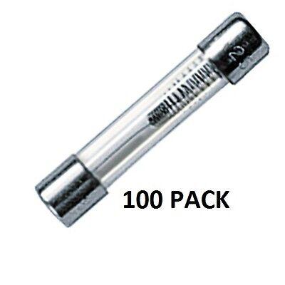 "100 PACK 1.2 AMP MDL//3AG /""SLO-BLO/"" FUSES 1.25/"" GLASS-TYPE FUSES MDL1.2-100PK"
