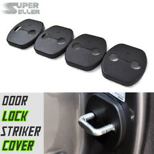 *LA STOCK*For Nissan Tiida Sentra Teana 5D/4D Side Door Striker Cover 4 Pcs