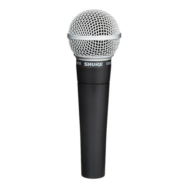 Shure SM58 Vocal Cardoid Mic