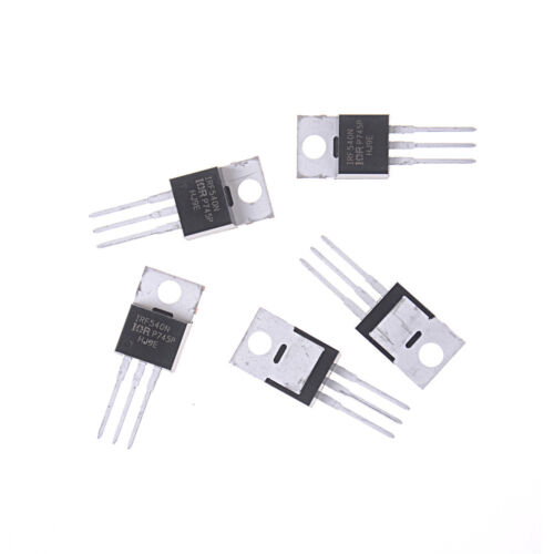 5Pcs IRF540N IRF540 TO-220 Power MOSFET IRF 100V 33A Electronic component  sp