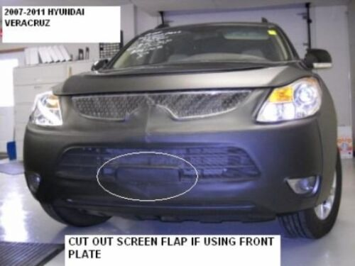 Lebra Front End Mask Cover Bra Fits 2007-2012 Hyundai Veracruz