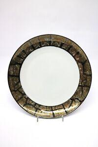 Inge Kuba DecorDesign 22 Karat Gold Saturn Pompeji Speiseteller