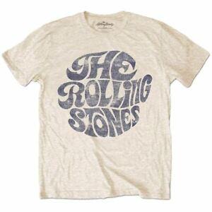 Mens-The-Rolling-Stones-Vintage-70s-Logo-T-Shirt-Unisex-Music-Tees