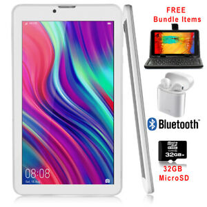 "Trendy 7"" Phablet 4G SmartPhone Tablet PC 16GB WiFi +GPS+ FREE ACCESSORY Bundle!"