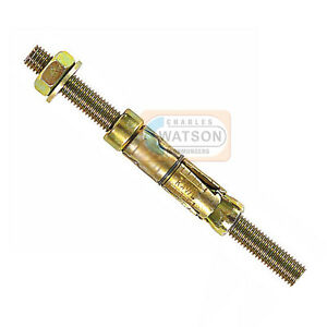 M6x10 PROJECTING BOLT SHIELD ANCHOR Wall Heavy Duty Fixing Brick Masonry Rawl - <span itemprop=availableAtOrFrom>Halifax, United Kingdom</span> - We accept returns only by post to our Halifax Head Office address within 30 days from the date of receipt provided that the goods are in new and unused condition and the original labels a - Halifax, United Kingdom
