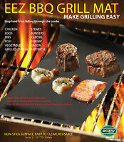 Eez Bbq Grill Mat With 2 Egg Rings