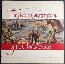 The Living Constitution of the United States - Kaydan Records KR-1001