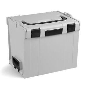 L-BOXX-374-Sortimentskasten-Werkzeugkoffer-gross-Sortimo-Bosch-L-Boxx-374-grau