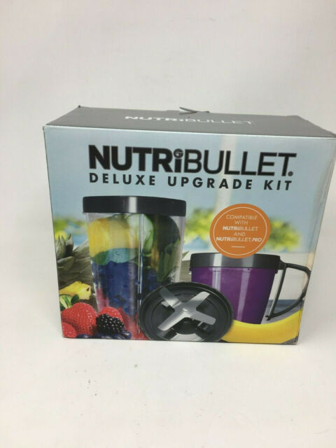 Nutribullet Magic Bullet Deluxe Upgrade Kit