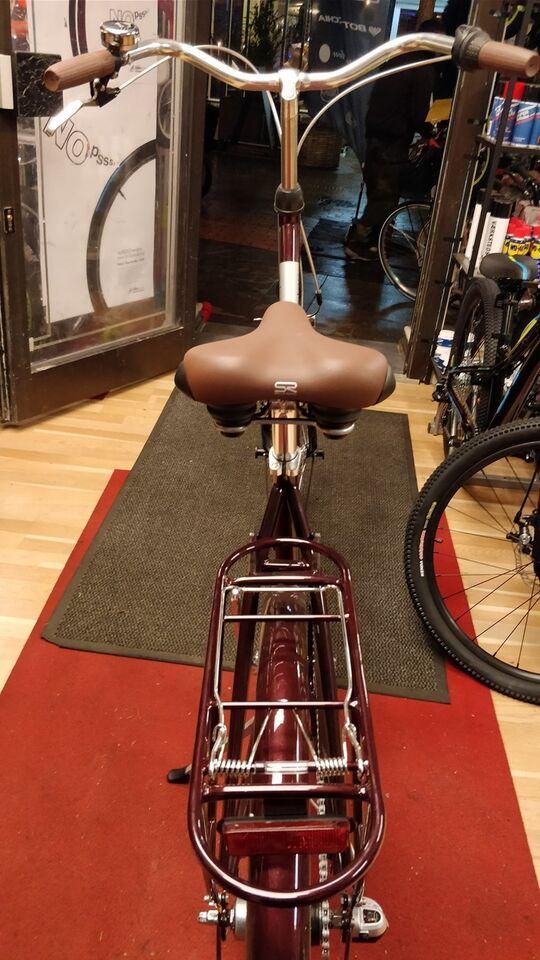 Damecykel, , Helt Ny Cykel