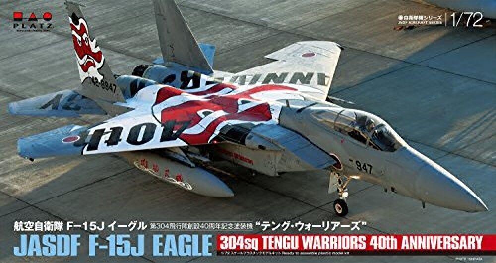 Platts AC-24 Giappone Aria Eagle Autodifesa Force 1 72 Eagle Aria F-15j Teng Guerrieri b80bda