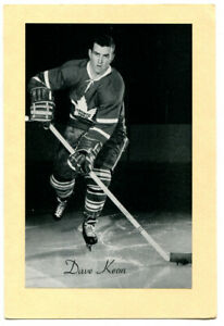 1945-64-Beehive-Group-2-Dave-Keon-Card-Toronto-Maple-Leafs-Nice-Clean