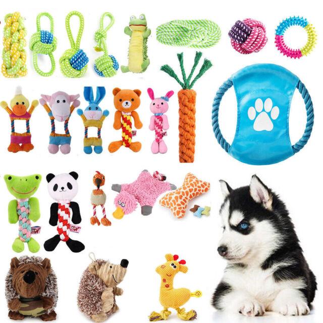 Hunde Haustier Spielzeug Plüsch Quietscher Haustier
