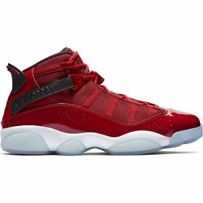 Jordan 6 Rings Gym Red 322992 601