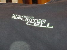 """Splitter Cell"" T-Shirt – Video Game Crew Item –   Cool Unique item."