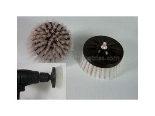 "Hi-Tech Industries SS-35 3.5/"" Rotary Upholstery Brush"