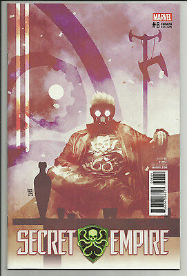 SECRET EMPIRE #5 ANDREA SORRENTINO HYDRA HEROES VARIANT COVER