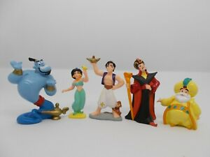 Disney-Aladdin-jazmin-Aladino-jafar-sultan-al-escoger-bullyland-nuevo