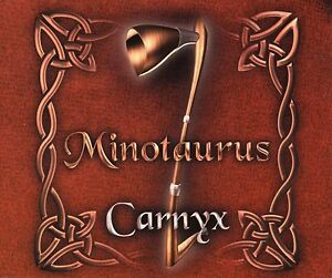 MINOTAURUS-Carnyx-EP-CD-2001-Ancient-Epic-Metal