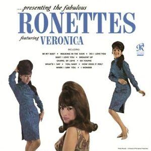The-Ronettes-Presenting-the-Fabulous-Ronettes-New-Vinyl-180-Gram