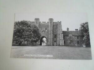 North-View-Priory-Gateway-St-Osyth-29961-Vintage-Real-Photo-Postcard-E2598
