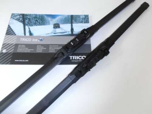 """PAIR Skoda Fabia and Roomster 2006-14 WINTER TRICO Wiper Blades 21/""""//21/"""""""