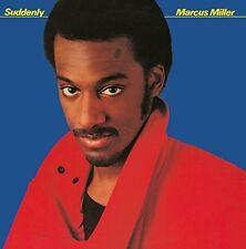 MARCUS MILLER - SUDDENLY  CD NEU