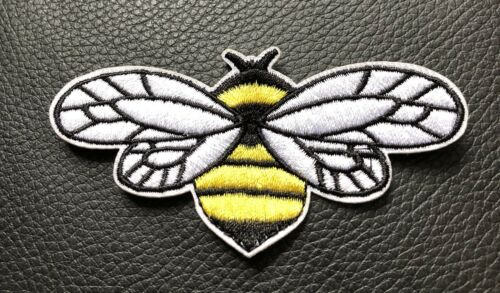 Bumble Bee Sew On Iron On Motif Dresses Bags Appliques Patches Buy 2 Get 1 Free