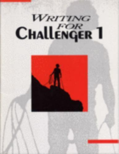 Writing for Challenger 1 by McVey
