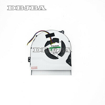 NEW CPU Cooling Fan for ASUS X550CA X550CC X550CL