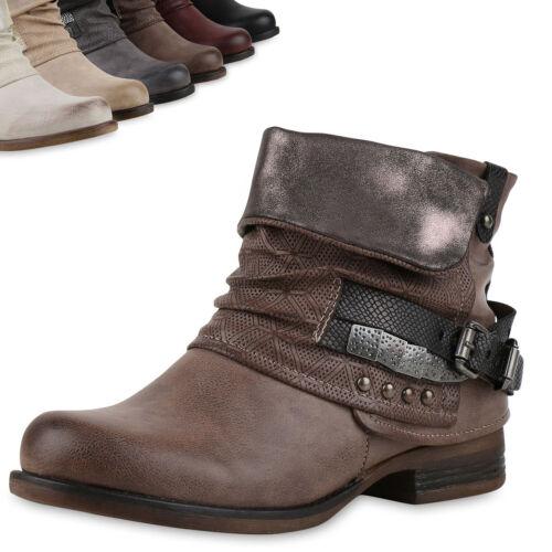 Tom Tailor Damenstiefelette,Schnür-Boots,Rot-Kariert,Gr.37-43