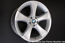 "X6 BMW E71 E72 Alufelge Felge Rad Sternspeiche 259 wheel Jante 20 "" Ruota Rueda"