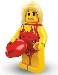 LEGO® Minifiguren 8684 Serie 2 Live Guard