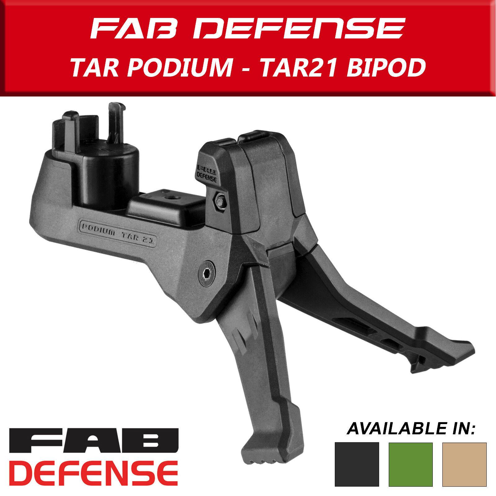 FAB defensa rápida implementación bípode para alquitrán 21 CTAR 21 gtar 21 estrellas 21 Tar podio