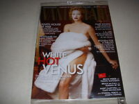 Vanity Fair Magazine, January, 1999, Charlize Theron Cover, Y2k, Havana In '52