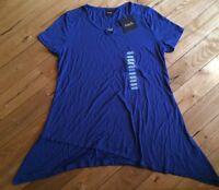 Womens Rafaella Blouse Size Medium $58