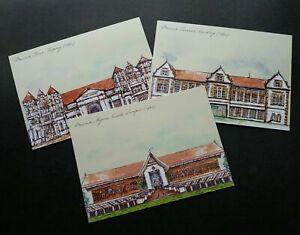 SJ-Malaysia-Historical-Museums-2018-Antique-Heritage-Art-postcard-MNH