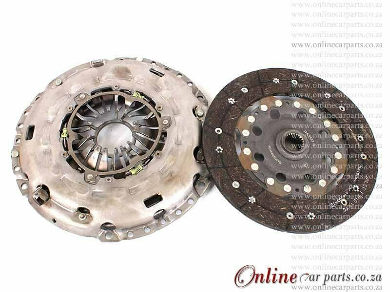 Hyundai TUCSON 2.0 G4GC 6 SP 104KW 05-09 2.7 V6 G6BA-G 6SP 129KW 04-10 240mm 23 Spline Clutch Kit