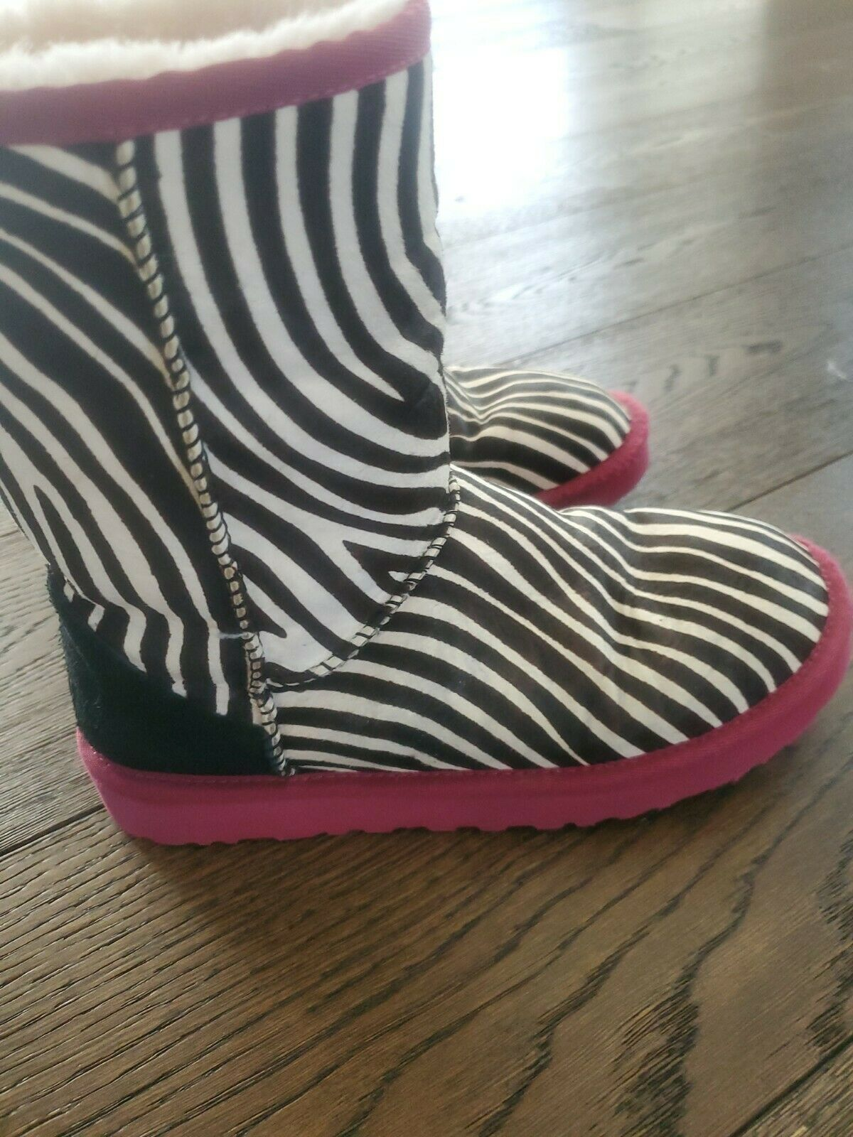 UGG Zebra Boots - image 4