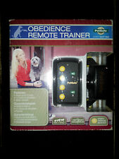 PetSafe Obedience Remote Trainer shock collar dog electronic