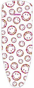 Leifheit-72396-Buegeltischbezug-Cotton-Class-Smiley-Univ-140x45cm-buegelbrett