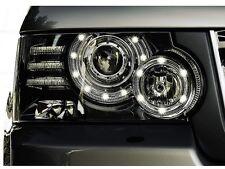 OEM RANGE ROVER L322  DRL LED BI-XENON AFS CURVE HEADLIGHTS SET