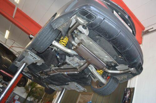 Friedrich Motorsport 90mm Auspuff Sportauspuff Mercedes C//X117 CLA-Klasse