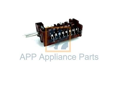 LOFRA DAMANI OVEN Selector switch  10 POSITION AND OFF 41.48023.007