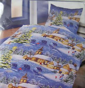 Möbel & Wohnen Möbel & Wohnen 3d Weihnachten Xmas 4111 Bett Kissenbezüge Steppen Duvet Decken Set Single De
