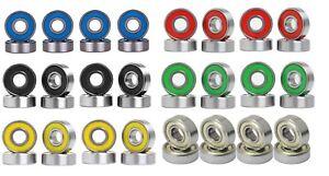 8-Pcs-Abec-7-Skateboard-Longboard-Fidget-Spinner-Bearings
