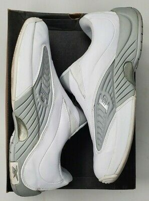 White/Silver 9.5 MVP Pre-Owned with Box