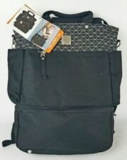 c691037ffc0 Ergobaby Carry on Combo Tote Diaper Bag Baby Outdoor Travel Activity Stylish
