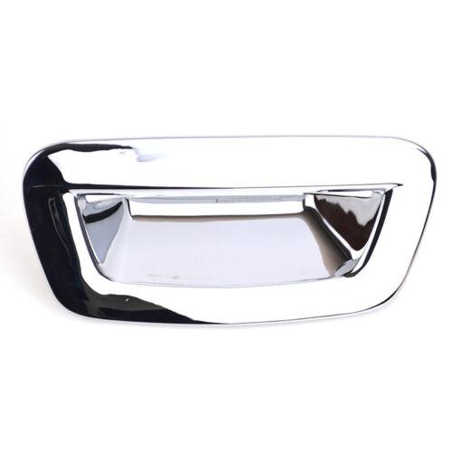 Chrom Heckklappe Türgriffmulde Türgriffschalen Abdeckung Für Opel Mokka 12-18