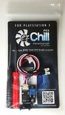 PS3 EZ Chill - Prevent Playstation 3 YLOD RLOD Custom Fan Speed Controller Mod